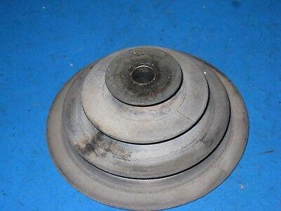 3 Step Pulley .5 Shaft 4 3 1 34 V Belt Vintage 8g4