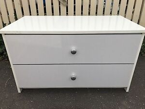 Chest of drawers/TV Unit Yarraville Maribyrnong Area Preview