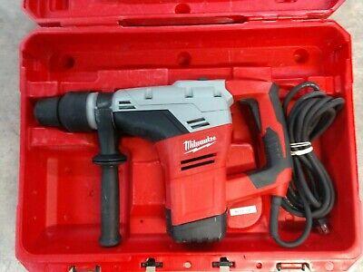 Milwaukee 1 916 Sds Max Rotary Hammer Model 5317-21