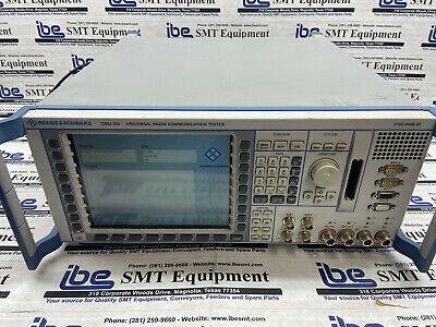 Rohde Schwarz Cmu 200 Universal Radio Communication Tester