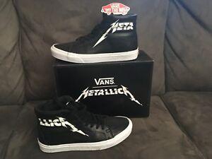 Souliers Vans Metallica