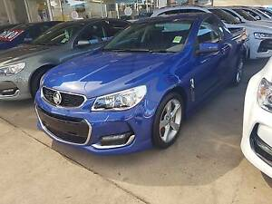 MY16 Holden SV6 Ute Manual DEMO Armidale Armidale City Preview