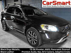 2016 Volvo XC60 T5 Special Edition, Navigation, Adaptive Cruise,