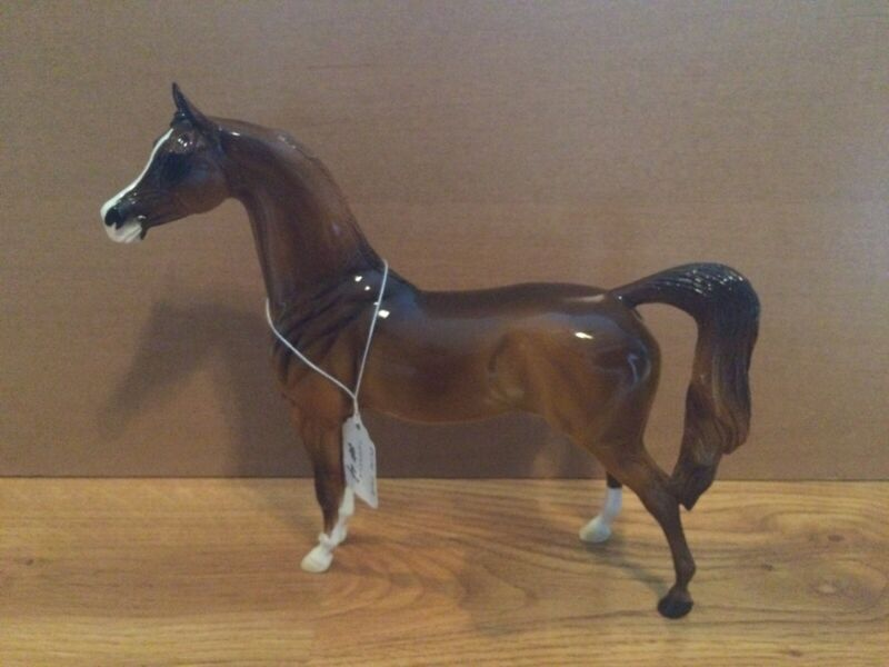 Peter Stone Horse Model Named Nakiva- Glossy Version from 2003