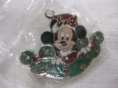 ihnachten Minnie Maus Dekoration Walt World 2008 pin84 (Minnie Maus-dekoration)