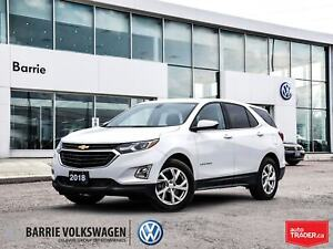 2018 Chevrolet Equinox LT w/Tow Package/Remote Star/Heated Seats