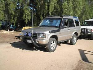 Discovery 2 TD5 2003  Swap for Defender Serpentine Loddon Area Preview