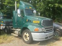 2007 sterling truck with mercedes-benz engine A9500