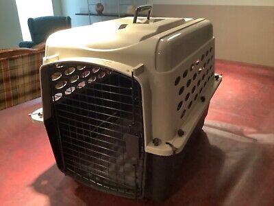 Petmate Portable Vari Ultra Dog & Cat Kennel & Mat,  Medium 20-30 lbs. for sale  Reisterstown