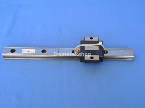 THK SR205B linear slide and bearing block