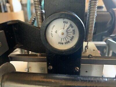 Kingsley Machine Model Am-106 Hot Foil Stamping Machine