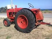 McCormick Deering Tractor AW6 Port Moorowie Yorke Peninsula Preview