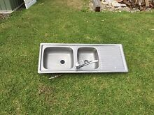Sink with mixer tap Woronora Sutherland Area Preview