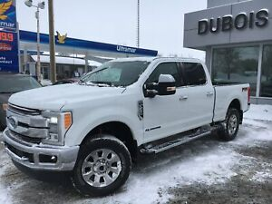 2017 Ford F-250 King Ranch+TOIT+GPS+SUPER PROPRE