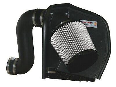 aFe FORCE Stage-2 Cold Air Intake w/Pro DRY S Filter For 2003-2007 Dodge Cummins 03 Afe Cold Intake