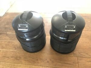 2 filter Queen defender air purifiers