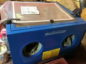 Sandblaster Cabinet... excellent working condition