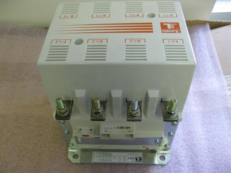 LOVATO B250.40-460 CONTACTOR 100060