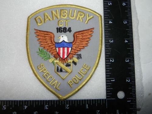 DANBURY, CONNECTICUT SPECIAL--  POLICE