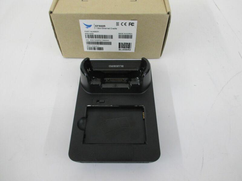 Bluebird 605010009 1-slot Ethernet cradle - docking cradle