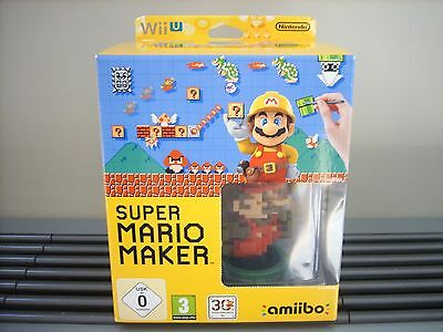 Super Mario Maker WII U Collector