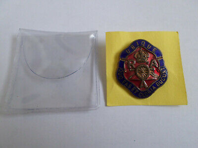 R A A ubique faset ducant enamal pin badge for sale  Shipping to Ireland