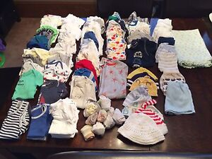 Boys Clothes - Newborn/0-3 Months