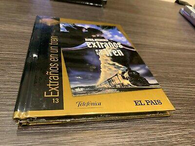 EXTRAÑOS EN UN TREN DVD + LIBRO ALFRED HITCHCOCK PRECINTADA NUEVA
