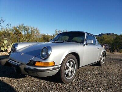 1973 Porsche 911 Targa 1973 Porsche 911 Targa
