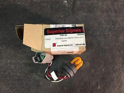 Superior Signals Syrs5026-a Strobe Flash Tube