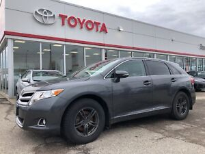 2016 Toyota Venza AWD, Back Up Camera, One Local Owner