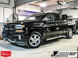 2016 Chevrolet Silverado 1500 2LT LEATHER/HEATED SEATS! NAV! 20'