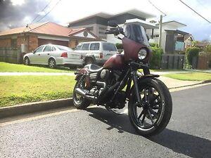 Harley Davidson Dyna Street bob Mount Gravatt Brisbane South East Preview