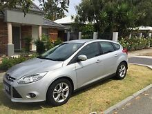2012 Ford Focus hatchback silver 2.0 engine Doubleview Stirling Area Preview