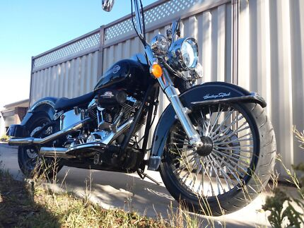 2004 Harley Davidson heritage  Brookfield Melton Area Preview