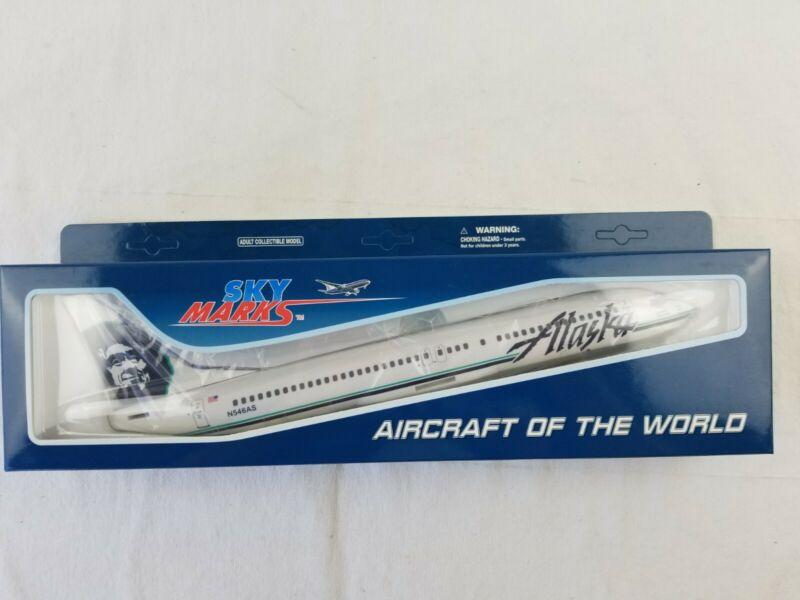 New Desk Models Skymarks Alaska Airlines B737-800 Alaska Airlines boeing