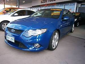 2009 Ford Falcon FG XR6 Fyshwick South Canberra Preview