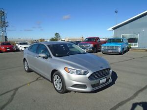 "2014 Ford Fusion S ""NAPANEE LOCATION"""