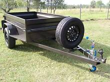 Aust Made 7x4 H/D Camper Style Box Trailer With Plenty Of Extras. West Gosford Gosford Area Preview