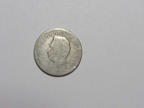 Old El Salvador Coin - 1925 5 Centavos - Circulated