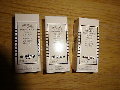SISLEY LOT ALL DAY ALL YEAR NEUFS RECENTS