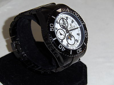 invicta meteorite limited edition valjoux 7751swiss moon phase model 0213 redone
