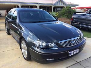 2006 Ford Fairlane Sedan Como South Perth Area Preview