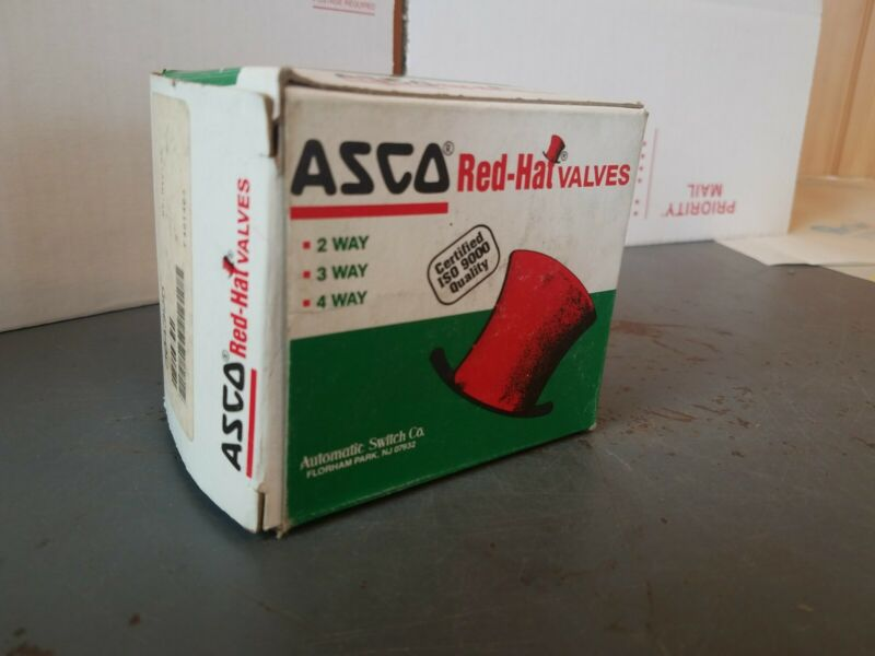 ASCO 304395 Red-Hat Solenoid Valve Rebuild Kit, New Open Box