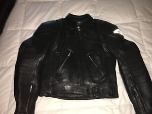 Teknic Leather motorcycle racing suit womens