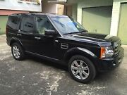 Land Rover Discovery TD V6 Aut. HSE 7 SITZER VOLL Webasto