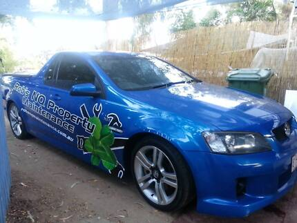 2008 Holden SSV Ute Perfect Condition RWC BARGAIN Hermit Park Townsville City Preview