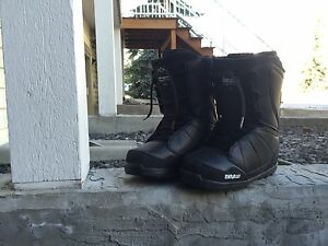 32 Lashed Snowboard Boots (brand new) -size 12