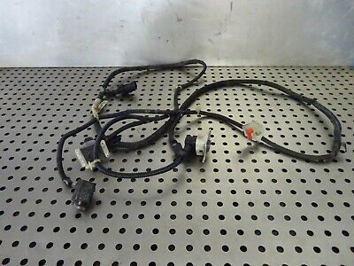 Opel Vectra C Parking Sensor Pdc Sensor Cable Loom Front Z155 13199901