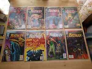 Batman Knightfall VF NM 1-Comic book Complete run lot set 22 Reservoir Darebin Area Preview